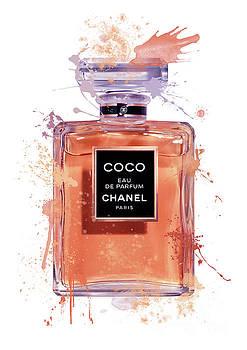 COCO Eau de Parfum Chanel Perfume - 10 by Prar Kulasekara