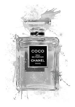 COCO Eau de Parfum Chanel Perfume - 12 by Prar Kulasekara