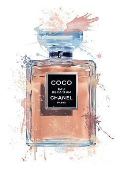 COCO Eau de Parfum Chanel Perfume - 16 by Prar Kulasekara