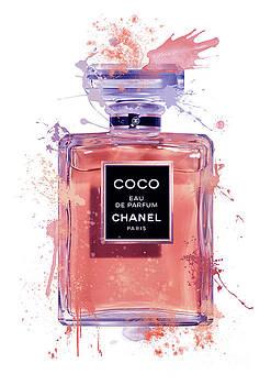 COCO Eau de Parfum Chanel Perfume - 18 by Prar Kulasekara
