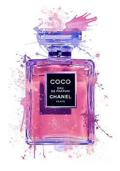COCO Eau de Parfum Chanel Perfume - 19 by Prar Kulasekara