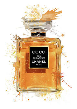 COCO Eau de Parfum Chanel Perfume - 21 by Prar Kulasekara
