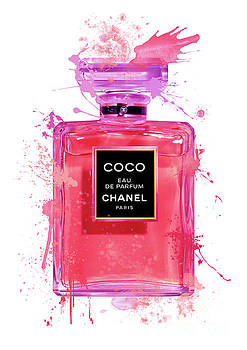 COCO Eau de Parfum Chanel Perfume - 22 by Prar Kulasekara