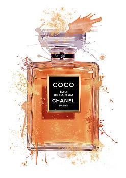 COCO Eau de Parfum Chanel Perfume - 23 by Prar Kulasekara