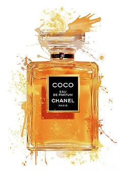 COCO Eau de Parfum Chanel Perfume - 24 by Prar Kulasekara