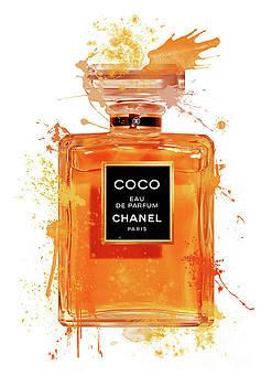 COCO Eau de Parfum Chanel Perfume - 25 by Prar Kulasekara