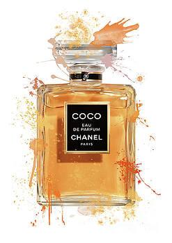 COCO Eau de Parfum Chanel Perfume - 30 by Prar Kulasekara