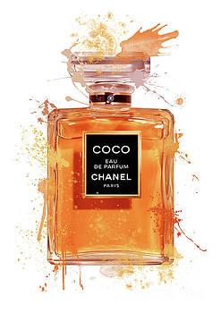 COCO Eau de Parfum Chanel Perfume - 31 by Prar Kulasekara