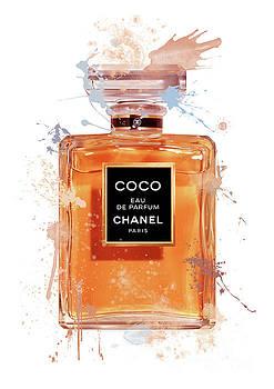 COCO Eau de Parfum Chanel Perfume - 32 by Prar Kulasekara