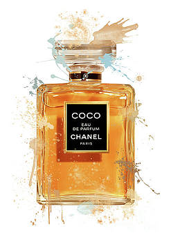 COCO Eau de Parfum Chanel Perfume - 33 by Prar Kulasekara