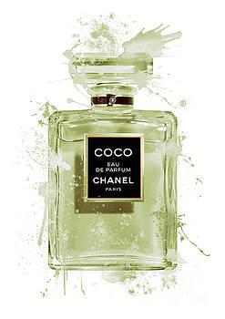 COCO Eau de Parfum Chanel Perfume - 41 by Prar Kulasekara