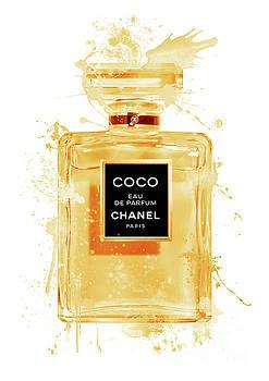 COCO Eau de Parfum Chanel Perfume - 46 by Prar Kulasekara