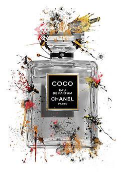 COCO Eau de Parfum Chanel Perfume - 47 by Prar Kulasekara