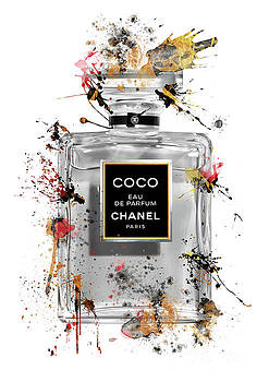 COCO Eau de Parfum Chanel Perfume - 48 by Prar Kulasekara