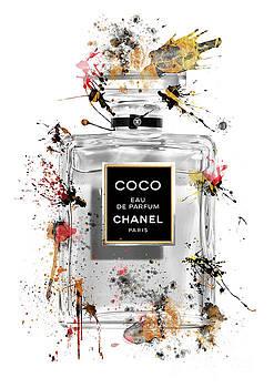 COCO Eau de Parfum Chanel Perfume - 49 by Prar Kulasekara