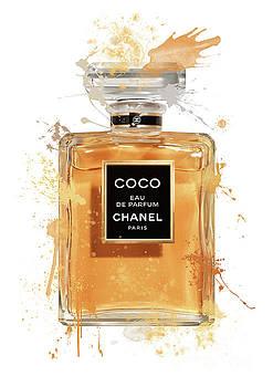 COCO Eau de Parfum Chanel Perfume - 5 by Prar Kulasekara