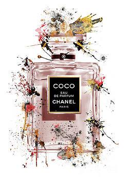 COCO Eau de Parfum Chanel Perfume - 50 by Prar Kulasekara