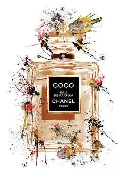 COCO Eau de Parfum Chanel Perfume - 51 by Prar Kulasekara