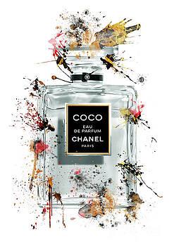 COCO Eau de Parfum Chanel Perfume - 53 by Prar Kulasekara