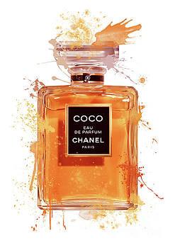 COCO Eau de Parfum Chanel Perfume - 9 by Prar Kulasekara