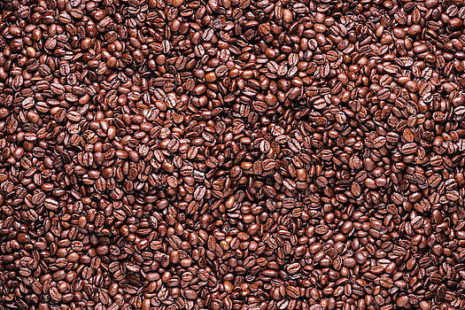 Coffee Beans by Steve Gadomski