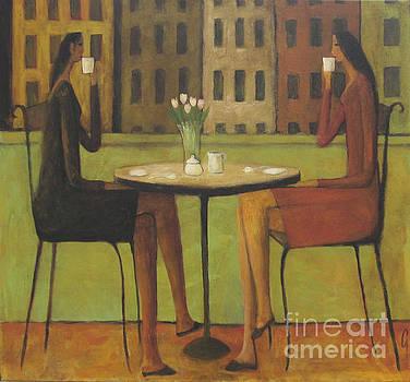 Coffee Land by Glenn Quist