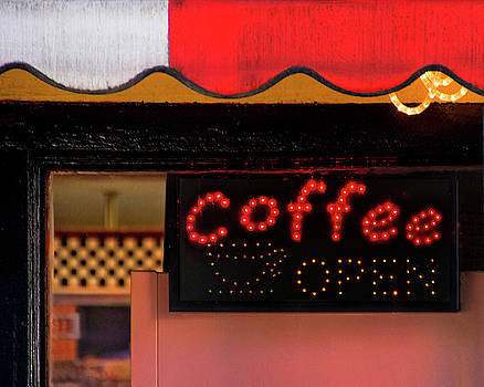 Coffee Light by Mitch Spence