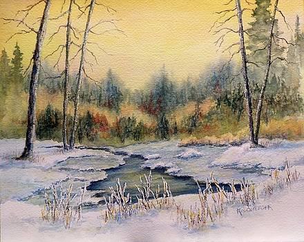 Cold Water Creek by Carolyn Rosenberger