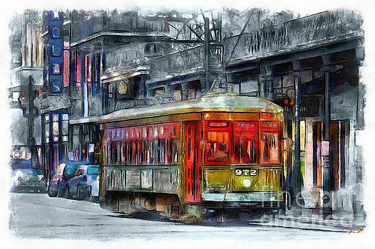 Collection New Orleans - 3 by Sergey Lukashin