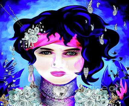Collection Series Miss Twiddly Dee by Debra Lynch