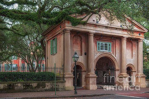 Dale Powell - College of Charleston - Porters Lodge - College Memories