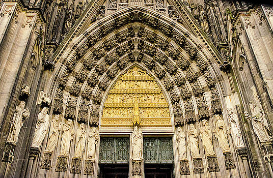 Cologne Cathedral by Paul Croll