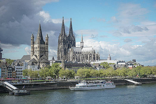 Cologne, Germany by Jim Mathis