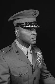 Colonel Al Trimble by Al Harden