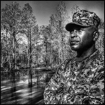colonel Trimble 2 by Al Harden