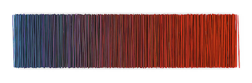 Color and Lines 6 by Scott Norris