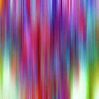 Color Streaks No 15 by Grant Osborne