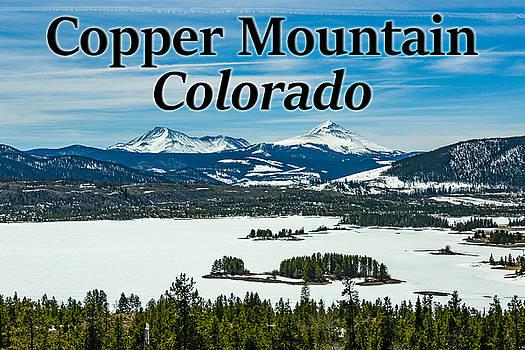 Colorado Copper Mountain by G Matthew Laughton