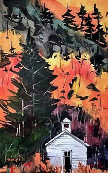 Colorado fall colors by Ugljesa Janjic