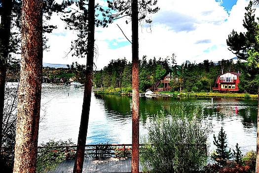 Colorado Lake by Gerald Blaine