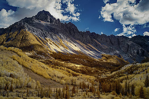 Colorado Mountains by Jon Glaser