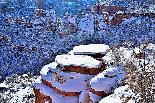 Colorado National Monument shot eleven by Gerald Blaine