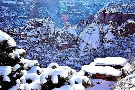 Colorado National Monument shot six by Gerald Blaine