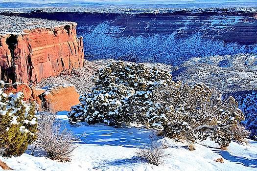 Colorado National Monument shot twelve by Gerald Blaine