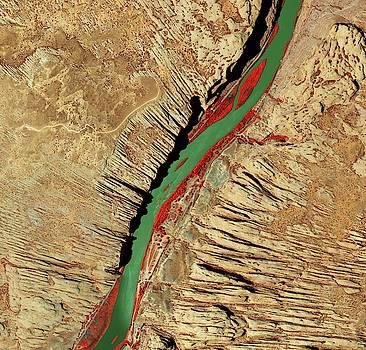 Colorado River in Utah by Planet Impression