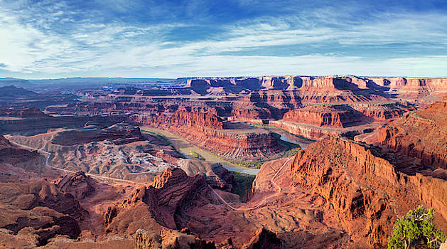Colorado River Panorama by Stephanie McDowell