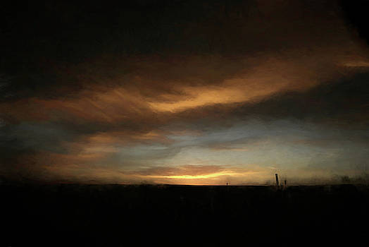 Colorado Sunrise  by Ernie Echols