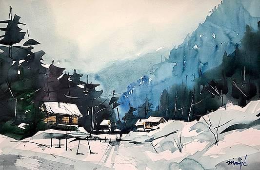 Colorado Winter 15 by Ugljesa Janjic