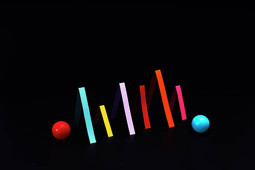 Colorful Graph by Daniel Grizelj