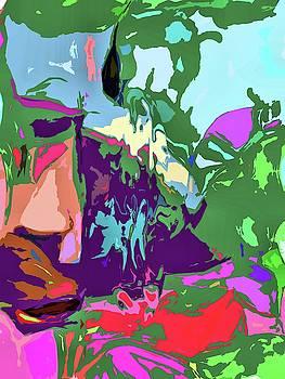 Colorge Feeling by Karl-Heinz Luepke